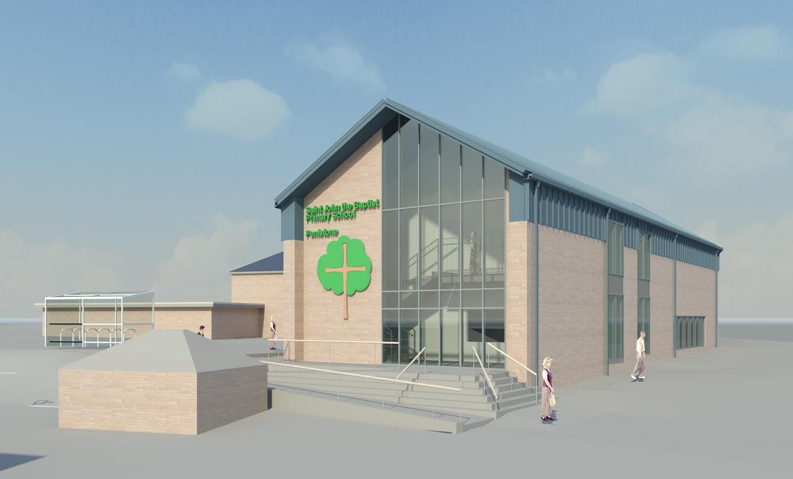 St John The Baptist Primary School New Extension.jpg