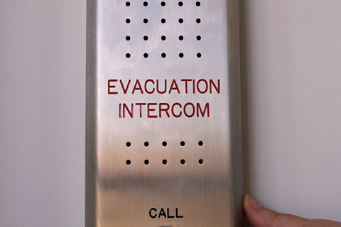 Evacuation & Fire-Fighting Lifts | Stannah